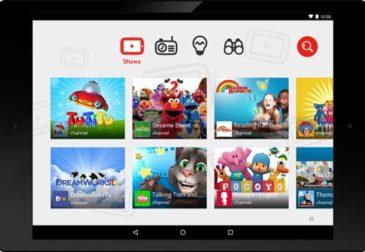 YouTube Kids видео для детей