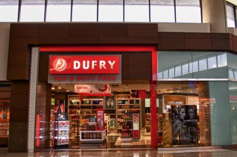 Dufry компания