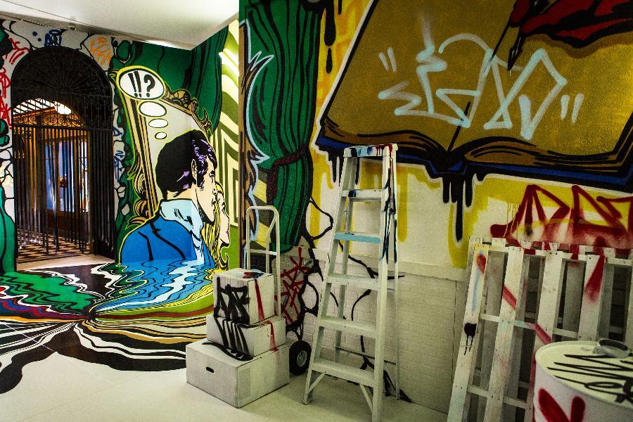 выставка Hermes Wanderland