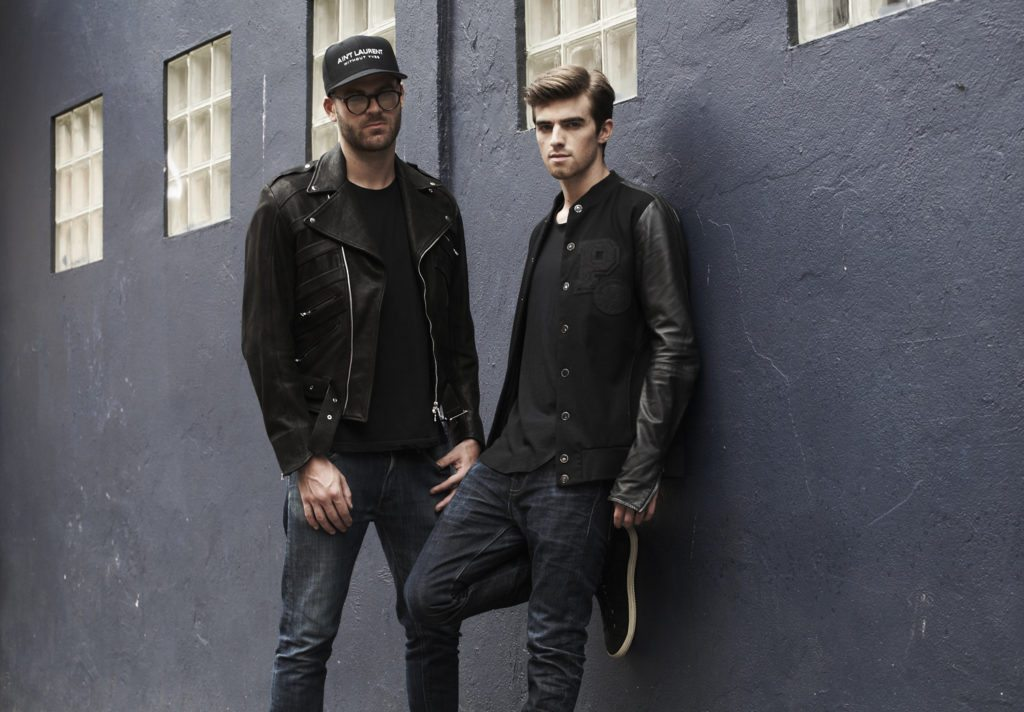 The-Chainsmokers-American-Music-Awards-wsj