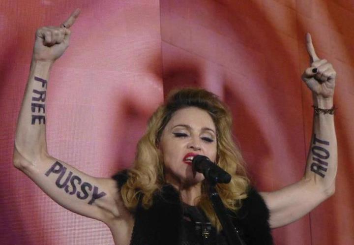 Член переходной комманды Трампа считает, что Мадонну необходимо арестовать