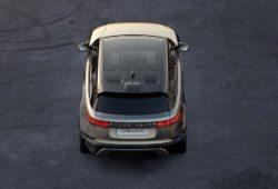 Range rover обнародовал свою новую модель внедорожника.