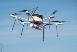 UPS вывела на тесты своих новых дронов-доставщиков