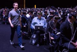 Apple и Facebook представляют очки дополнительной реальности