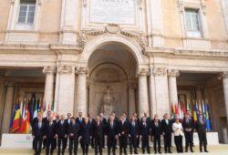 Страны ЕС подписали Римскую декларацию без Великобритании