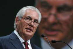 Рекс Тиллерсон может пропустить переговоры НАТО из-за России