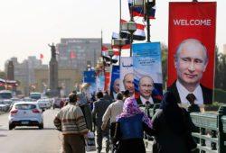 Россия и Египет договорились о сотрудничестве