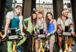 Rock the Cycle: Тренд на моно-студии и высокоэффективный фитнес покоряет мир