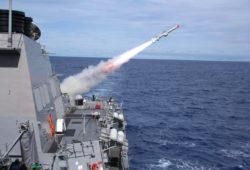 США обстреляли крылатыми ракетами суверенную Сирию