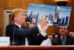 Трамп затеял реновацию инфраструктуры Америки на деньги саудитов