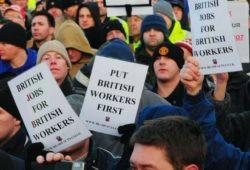 Лондон захлестнула волна ксенофобии