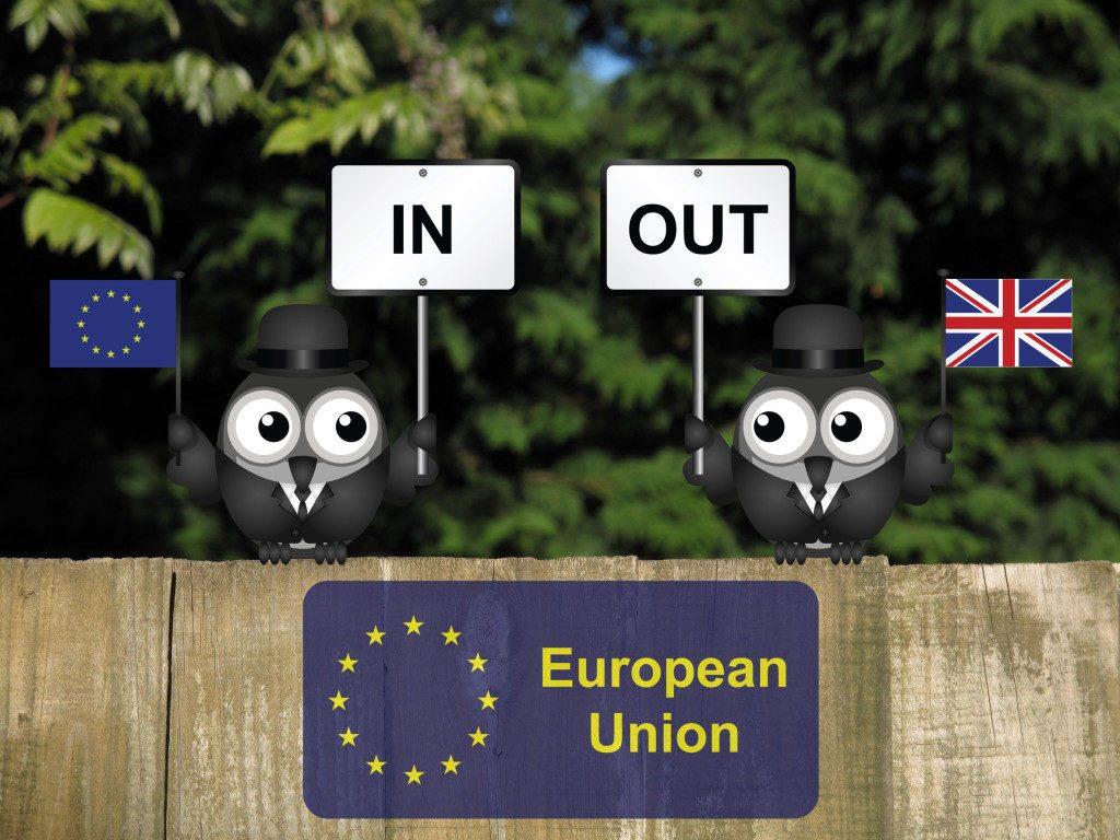 Лондон и европейская комиссия договорились о ценностях переговоров поBrexit