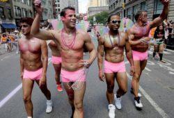 Европа обвиняет Россию в дискриминации геев