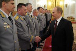 Путин обвинил иностранные спецслужбы в поддержке терроризма