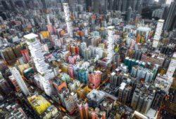 Вертикальный город — Гонконг