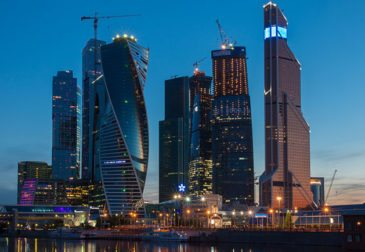 Роль Solvers в облагораживании «Москва-сити»