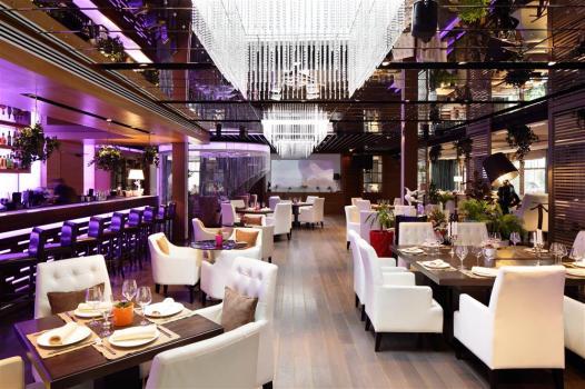 ресторан-бар Москвы