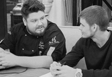 Эксклюзивное интервью шеф-повара ресторана «Дед Пихто» Андрея Бова