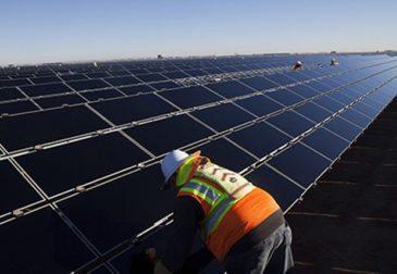 Apple выкладывает $850 млн на строительство солнечной фермы