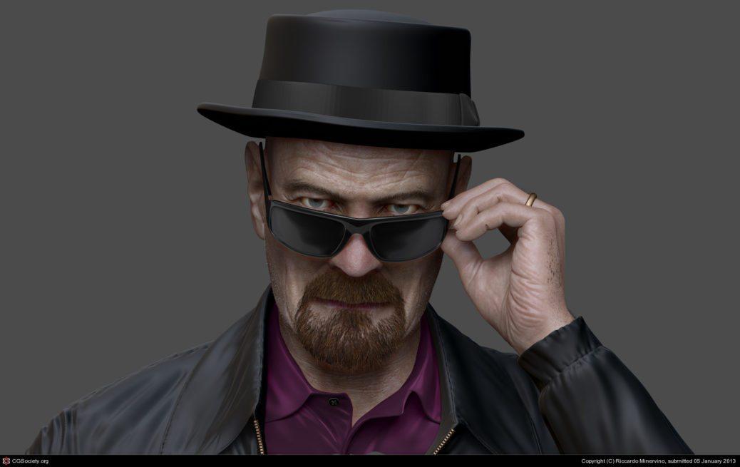 Heisenberg Уолтер Уайт
