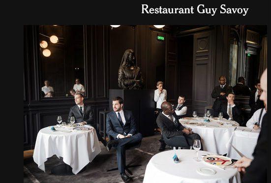 ресторан Guy Savoy