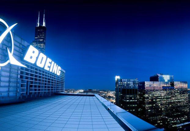 Boeing компания