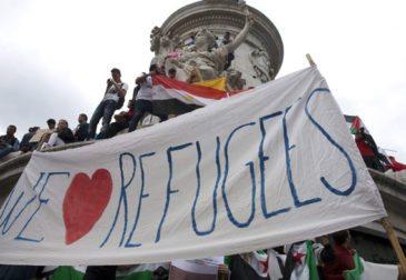 ЕС собирается принять 160 тысяч беженцев