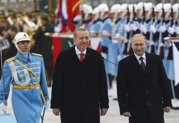 Путин делает ставку на Германию: газопровод на Турцию под вопросом