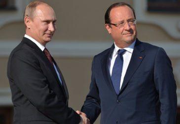 Владимир Путин посетит саммит ООН по климатическим изменениям в Париже