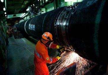 Газпром не получил добро на строительство Северного потока 2