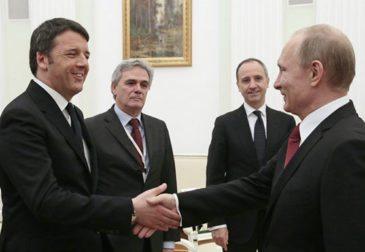 Почему Италия против продления санкций против России