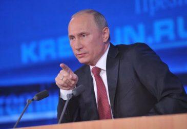 Владимир Путин ошибается по поводу состояния российской экономики