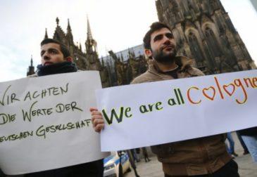 Ровно год назад жительницы Кёльна подверглись насилию мигрантами