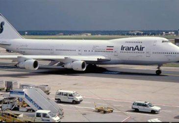 Иран отказался от российских самолётов