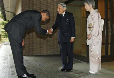 Япония 51-штат США, а в жилах Обамы течёт кровь рабов