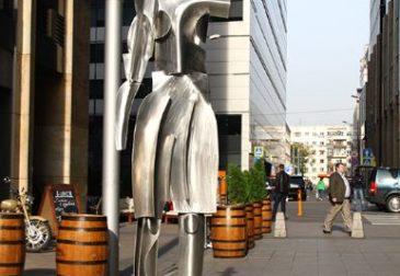 Статуи на Белой Площади