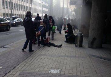 11 погибших, 30 раненых: террористические акты в Брюсселе