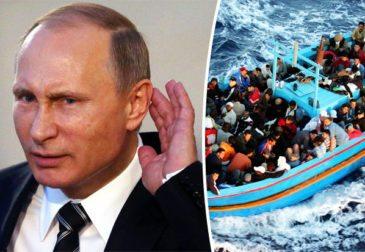Евросоюз просит Путина помочь с потоком беженцев