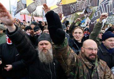 «Киевская Русь» разрывает дипотношения с Россией