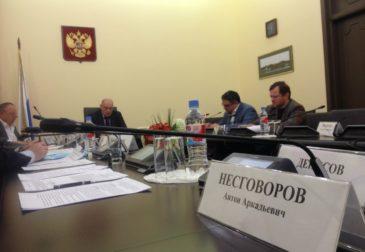 Воронин провел совещание по поводу коллизий в строительном законодательстве