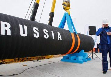 Российско-германский газопровод разрывает Европу