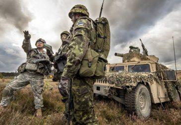 НАТО пытается угрожать России