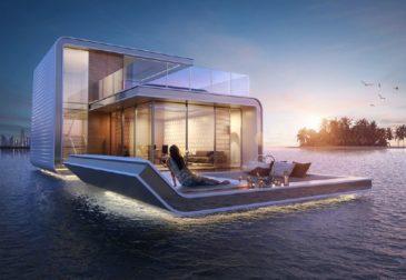 Новый уровень роскоши или подводные виллы Дубая
