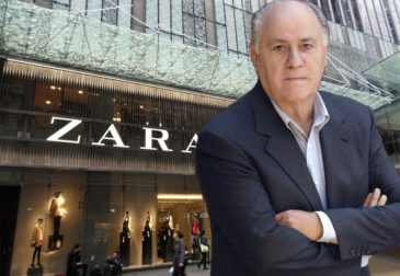 Амансио Ортега: от сына простого служащего до главы всемирно известного холдинга