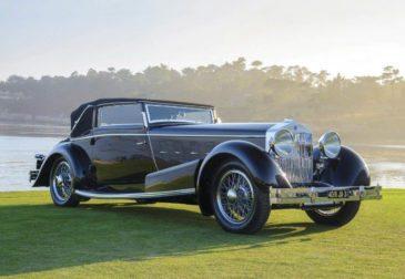 Топ самых необычных классических автомобилей в мире