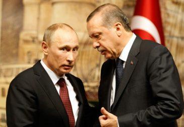 Снова друзья? Встреча Эрдогана и Путина