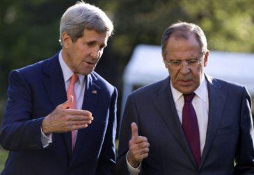 Джон Керри призвал к военному сотрудничеству с Россией