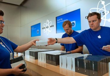 Apple приобрела стартап разрабатывающий искусственный интеллект
