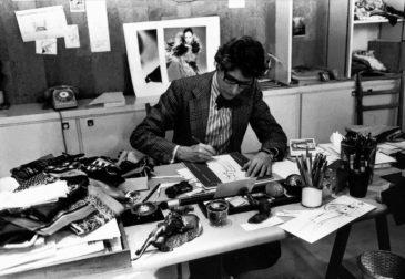Ив Сен-Лоран: человек открывший миру французскую моду