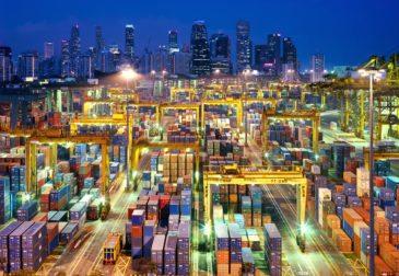 Китай планирует построить новый Шелковый путь через Сингапур